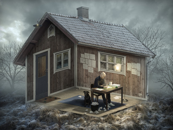 ©Erik Johansson, 2019/The Architect, 2015